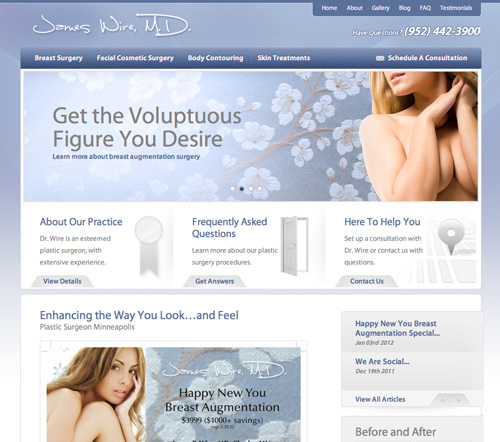 Plastic Surgeon Minneapolis - Chaska, Minnesota Cosmetic Surgery