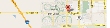 Sun Lakes Location