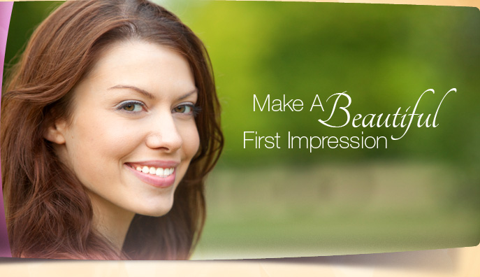 Make a Beautiful First Impression