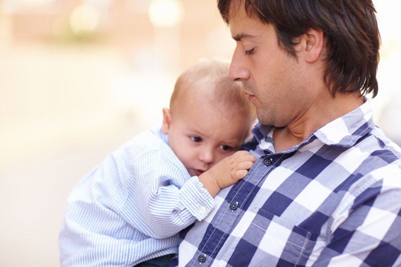 Dating a co parenting dad