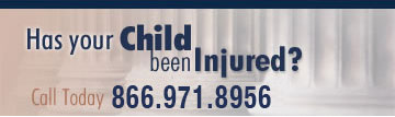 Has your child suffered a birth injury? Call our birth injury lawyers today - 1.866.971.8956
