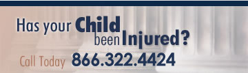 Has your child suffered a birth injury? Call our birth injury lawyers today - 866.322.4424