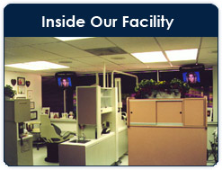 Inside Our Facility