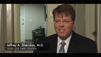 Jeffrey A. Sheridan, M.D. - Total   Eye Care   Center