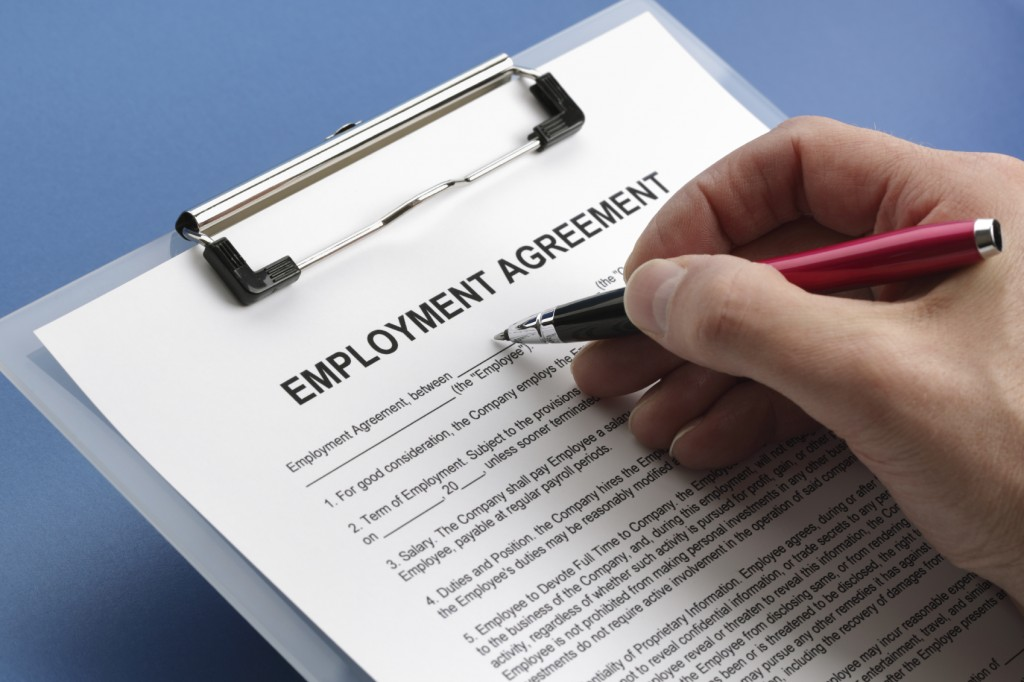 Should an attorney review your employment agreement?