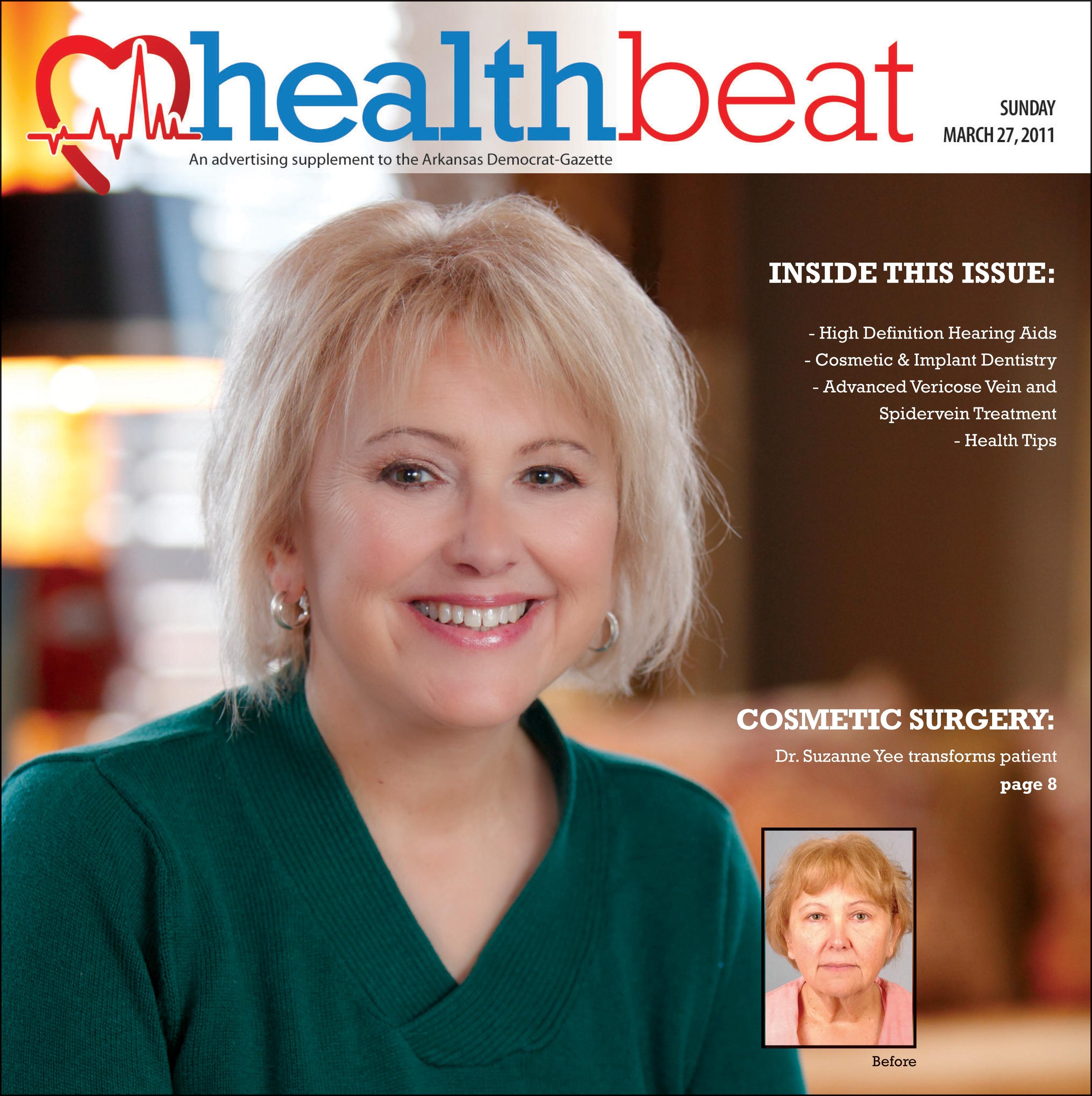 healthbeat march 2011