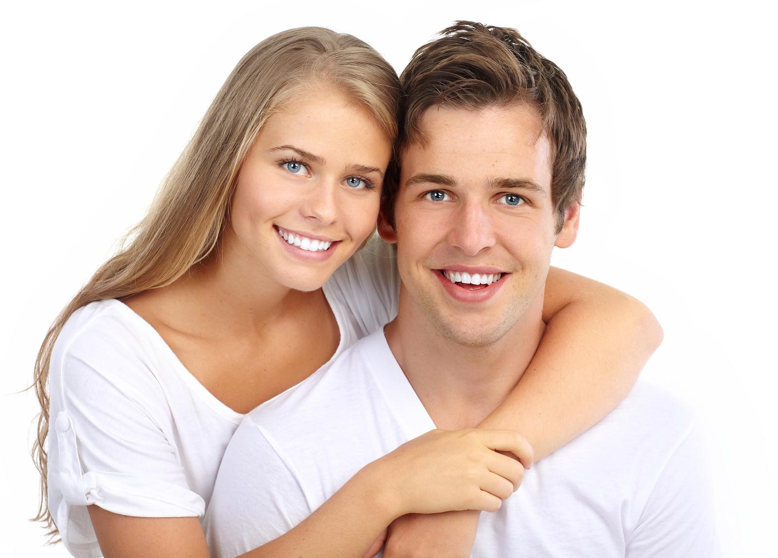 Happy White Smiles