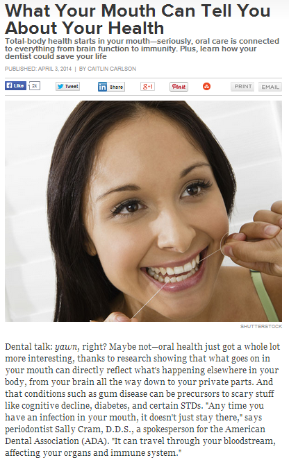 Your Mouth Speaks of Your Health: Why Visit a Dentist in Philadelphia