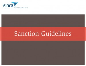Sanction Guidelines