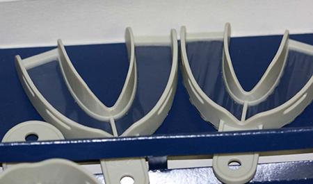 Dental impression trays
